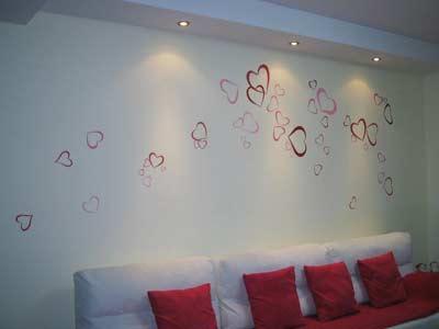 介绍客厅手绘墙的常识