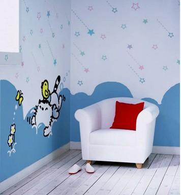 手绘墙多少钱一平米?手绘墙风格有哪些?